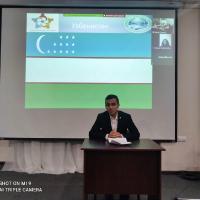 Первое заседание  «Молодежного Саммита ШОС» в Клубе молодежи мира, 2020_2