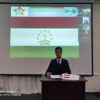 Первое заседание  «Молодежного Саммита ШОС» в Клубе молодежи мира, 2020_3