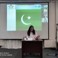 Первое заседание  «Молодежного Саммита ШОС» в Клубе молодежи мира, 2020_4