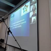 Первое заседание  «Молодежного Саммита ШОС» в Клубе молодежи мира, 2020_6
